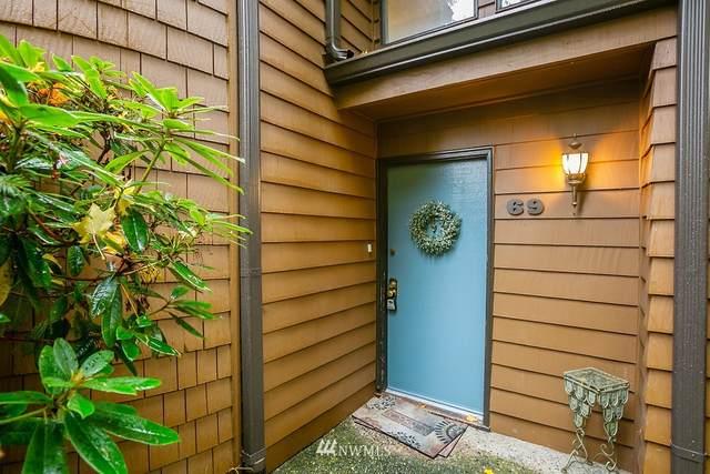 11416 NE 128th Street #69, Kirkland, WA 98034 (#1688499) :: Lucas Pinto Real Estate Group