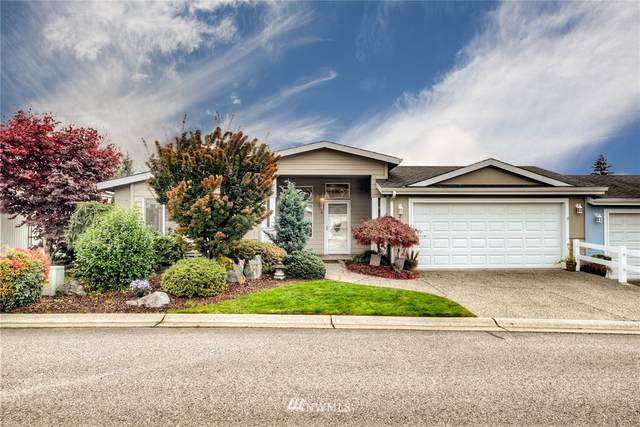 21625 SE 273rd Place #154, Maple Valley, WA 98038 (#1688514) :: M4 Real Estate Group