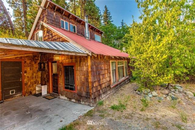 5552 Campbell Road, Peshastin, WA 98847 (#1688582) :: The Robinett Group