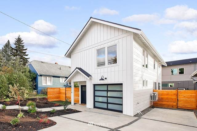 3021 SW Trenton Street, Seattle, WA 98126 (#1688585) :: The Robinett Group
