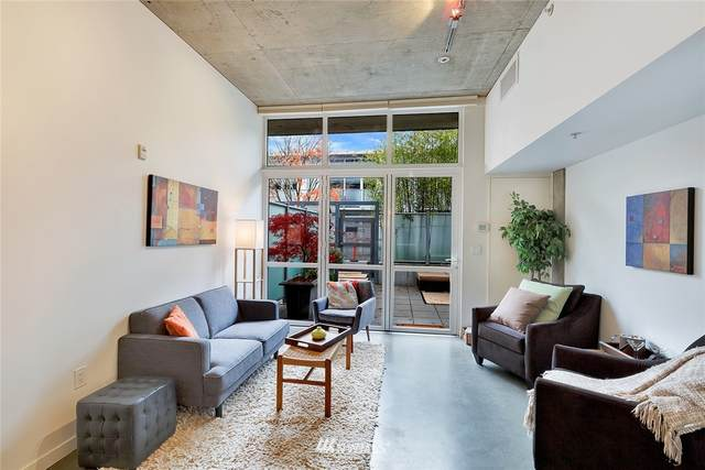 501 Roy Street C223, Seattle, WA 98109 (#1688619) :: Icon Real Estate Group
