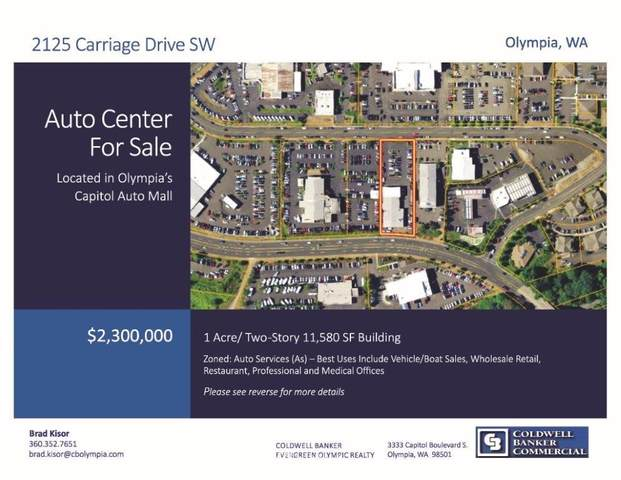2125 Carriage Drive SW, Olympia, WA 98502 (#1688657) :: Northwest Home Team Realty, LLC