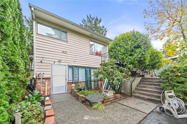 912 Glennwood Avenue NE, Renton, WA 98056 (#1688677) :: Ben Kinney Real Estate Team