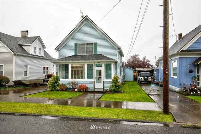 422 Chenault Avenue, Hoquiam, WA 98550 (#1688703) :: Ben Kinney Real Estate Team