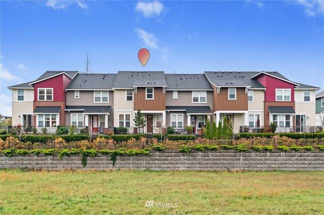 1209 NE Hickory Lane, Issaquah, WA 98029 (#1688812) :: Keller Williams Realty