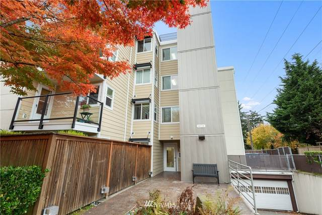 4118 SW College Street #103, Seattle, WA 98116 (#1688827) :: Tribeca NW Real Estate
