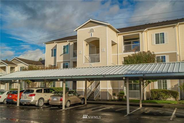 18527 101st Ave Ct E #118, Puyallup, WA 98375 (#1688884) :: Keller Williams Western Realty