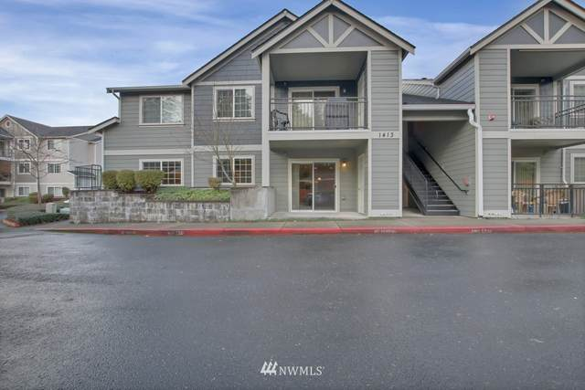 1413 Evergreen Park Drive SW #103, Olympia, WA 98502 (#1688945) :: The Robinett Group