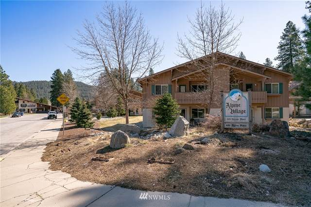 480 Alpine Place L1, Leavenworth, WA 98826 (#1688979) :: Priority One Realty Inc.