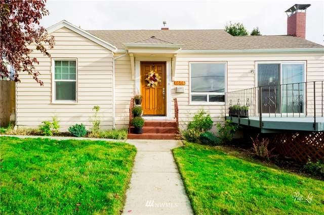 1614 Wheaton Way, Bremerton, WA 98310 (#1689017) :: Keller Williams Realty