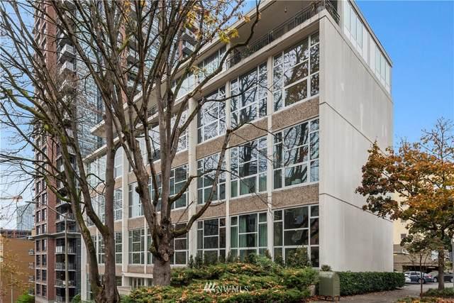 1000 Union Street #401, Seattle, WA 98101 (#1689112) :: The Shiflett Group