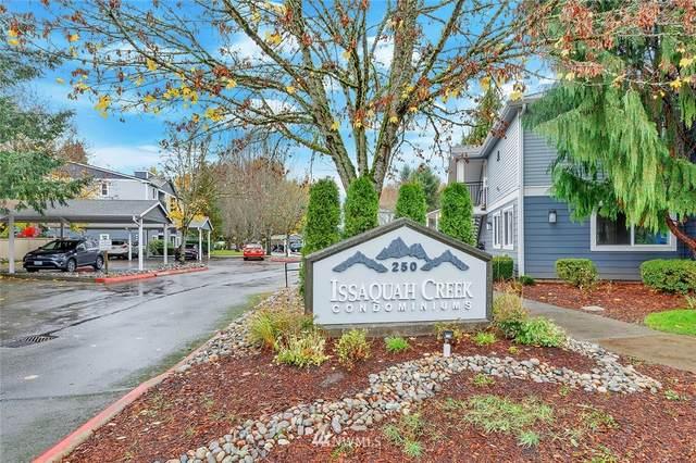 250 NW Dogwood Street E202, Issaquah, WA 98027 (#1689126) :: NW Home Experts