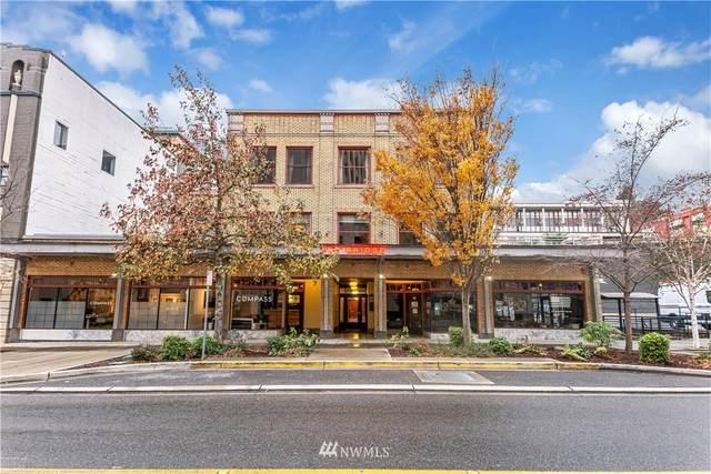744 Market Street N #206, Tacoma, WA 98402 (#1689134) :: Alchemy Real Estate