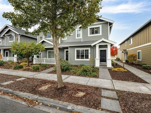 6007 Delaware Avenue SE B, Lacey, WA 98513 (#1689202) :: Pacific Partners @ Greene Realty