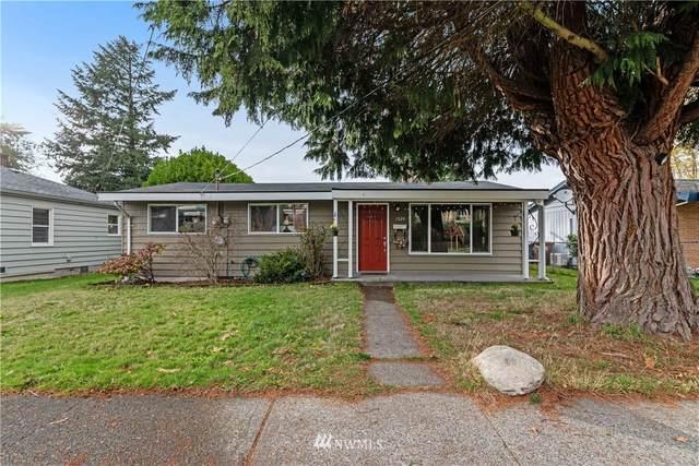 1524 S Washington, Tacoma, WA 98405 (#1689268) :: The Robinett Group