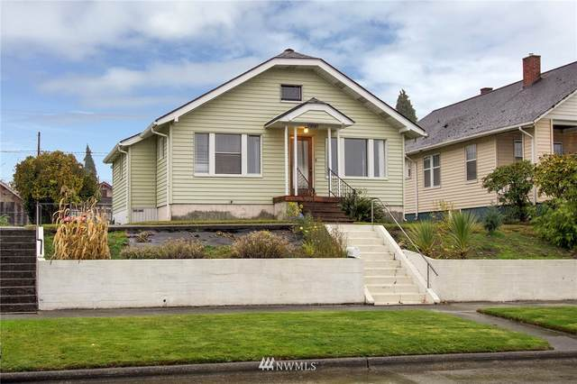 212 E 9th Street, Port Angeles, WA 98362 (#1689429) :: Ben Kinney Real Estate Team