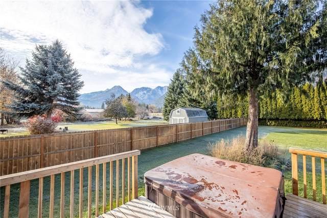 45 Joyful Place, Leavenworth, WA 98826 (#1689448) :: The Shiflett Group