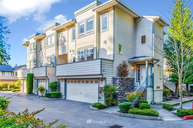 14870 SE 16th Street #6, Bellevue, WA 98007 (#1689450) :: Priority One Realty Inc.