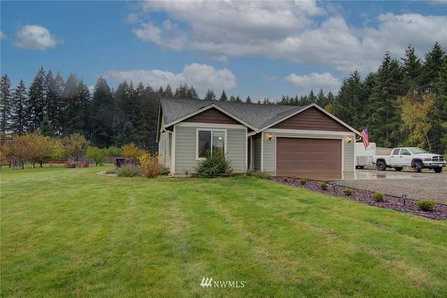 33220 NE 82nd Avenue, La Center, WA 98629 (#1689503) :: The Shiflett Group