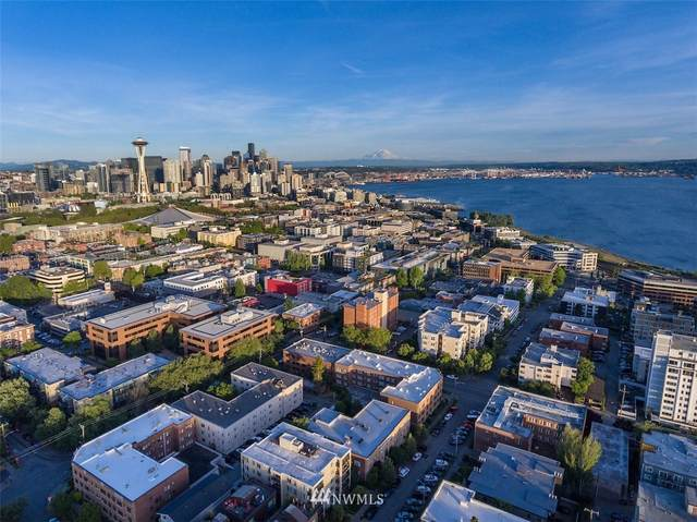 312 W Olympic Place A, Seattle, WA 98119 (#1689513) :: Pacific Partners @ Greene Realty