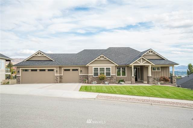 846 Autumn Crest Drive, Wenatchee, WA 98801 (#1689537) :: Ben Kinney Real Estate Team