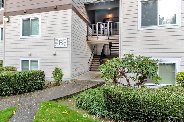 12623 NE 130th Way B-303, Kirkland, WA 98034 (#1689545) :: Lucas Pinto Real Estate Group