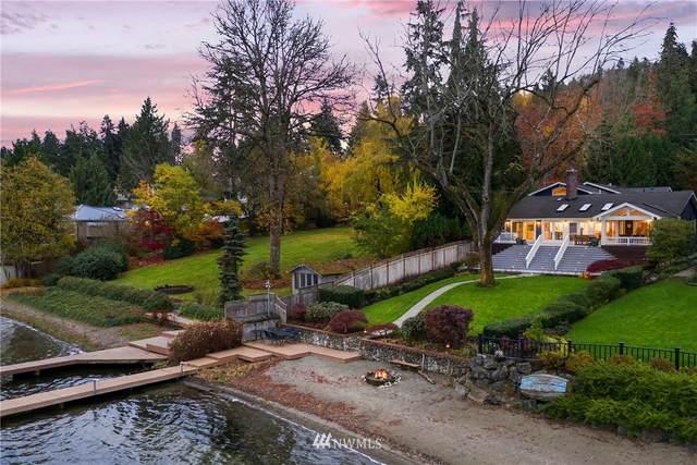 4058 W Lake Sammamish Parkway SE, Bellevue, WA 98008 (#1689570) :: Ben Kinney Real Estate Team