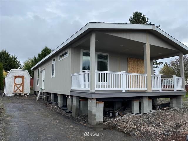5900 64th Street NE #152, Marysville, WA 98270 (#1689614) :: Ben Kinney Real Estate Team