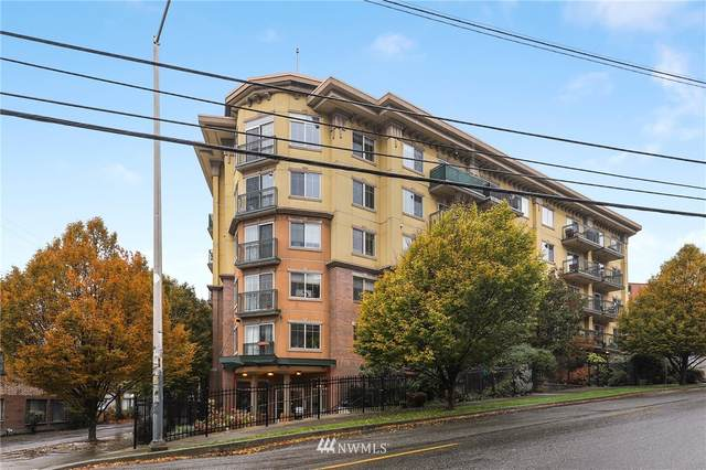 700 E Denny Way #503, Seattle, WA 98122 (#1689631) :: Keller Williams Realty