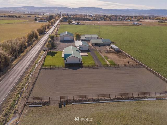 1291 Number 81 Road, Ellensburg, WA 98926 (#1689699) :: The Shiflett Group
