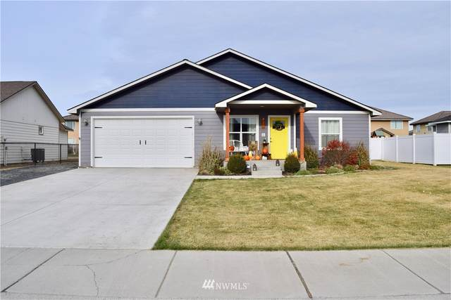 421 P St Sw, Quincy, WA 98848 (MLS #1689791) :: Nick McLean Real Estate Group