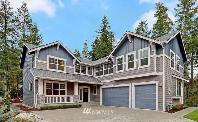 2895 SE 18th (Lot 32) Street, North Bend, WA 98045 (#1689932) :: Capstone Ventures Inc
