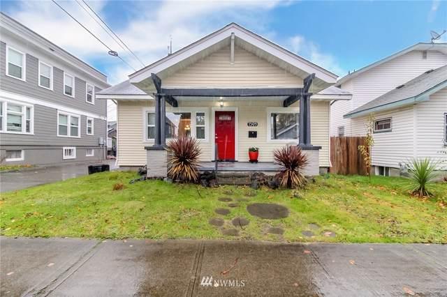 1309 S 9th Street, Tacoma, WA 98405 (#1690119) :: The Robinett Group