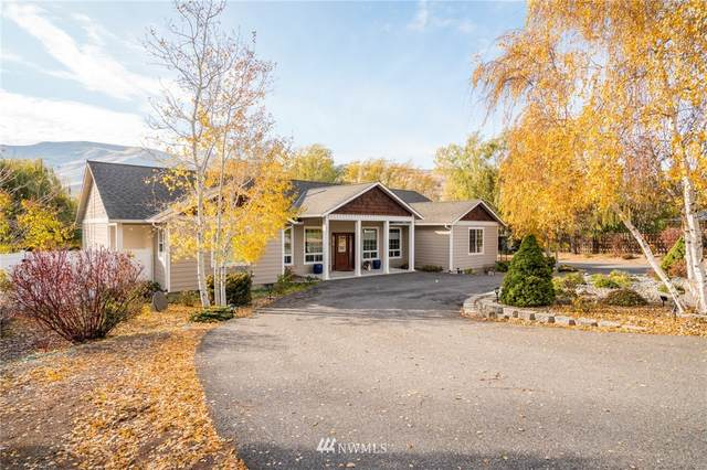1629 Lower Monitor Road, Wenatchee, WA 98801 (#1690286) :: M4 Real Estate Group