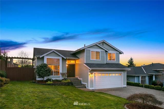 6822 75th Drive NE, Marysville, WA 98270 (#1690409) :: The Torset Group