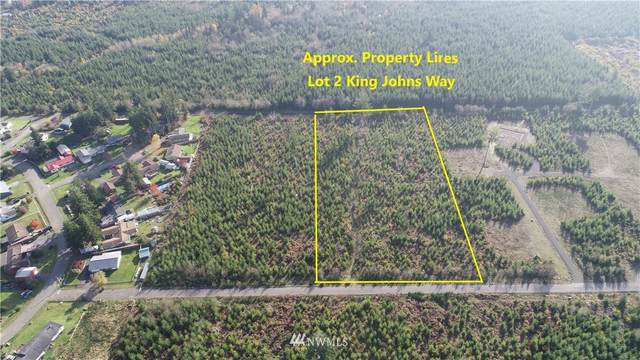 9999 Lot 2 King Johns Way, Forks, WA 98331 (#1690487) :: Priority One Realty Inc.