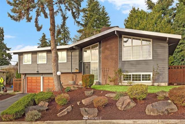 1424 NW 201st Street, Shoreline, WA 98177 (#1690495) :: Ben Kinney Real Estate Team