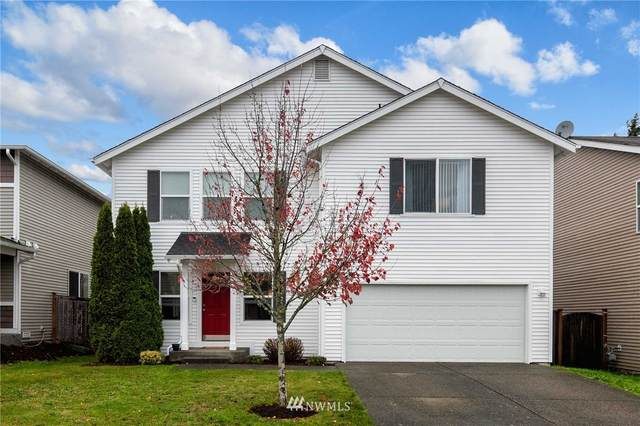 22455 132nd Place SE, Kent, WA 98042 (#1690537) :: Keller Williams Western Realty
