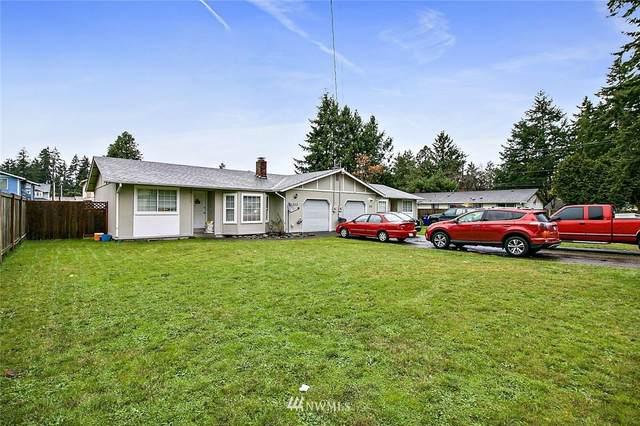 111 & 113 175th Street S, Spanaway, WA 98387 (#1690586) :: Engel & Völkers Federal Way
