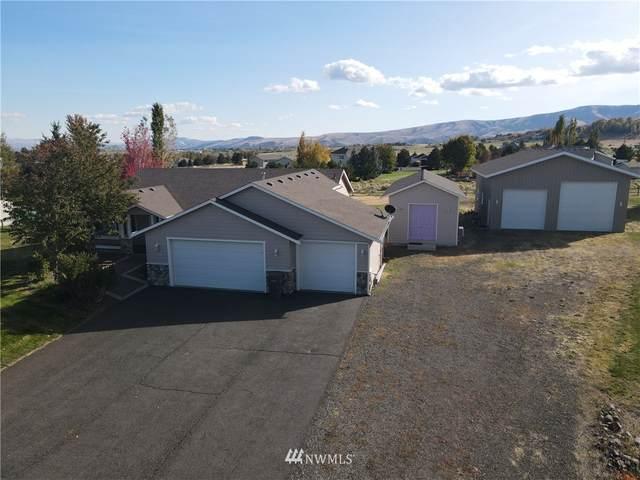 180 Range View, Ellensburg, WA 98926 (#1690611) :: M4 Real Estate Group
