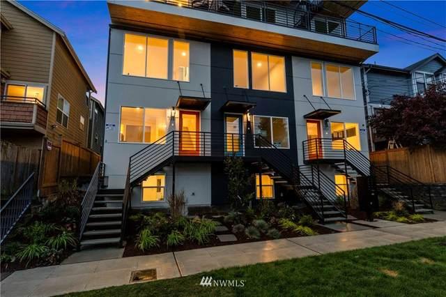 9221 Ashworth Avenue N B, Seattle, WA 98103 (#1690615) :: Icon Real Estate Group