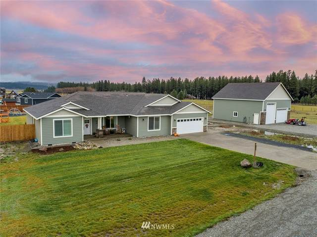 170 Crazy Horse Lane, Cle Elum, WA 98922 (#1690751) :: Keller Williams Realty