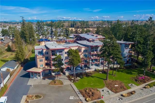 7714 Birch Bay Drive #410, Blaine, WA 98230 (#1690884) :: Ben Kinney Real Estate Team
