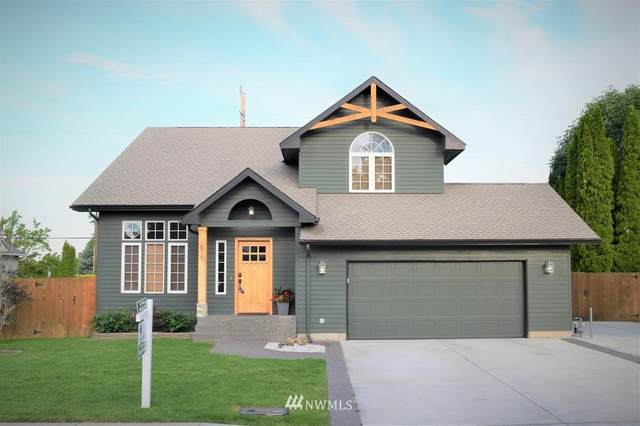 819 SE Sentry Drive, College Place, WA 98324 (#1690895) :: Pacific Partners @ Greene Realty