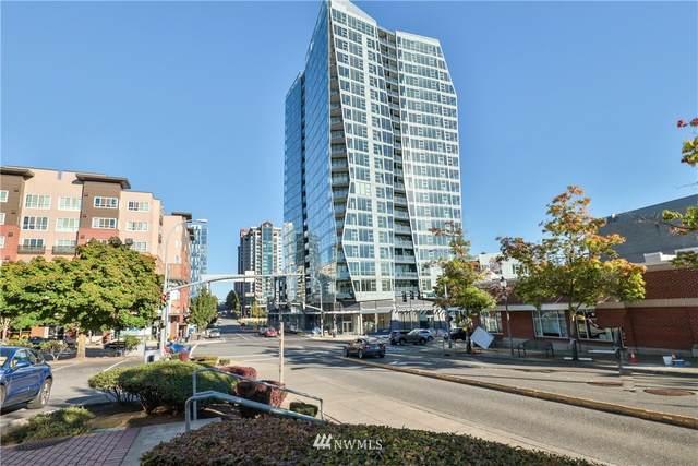 188 Bellevue Way NE #1506, Bellevue, WA 98004 (#1690951) :: Ben Kinney Real Estate Team