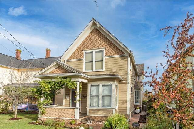 834 Adams, Port Townsend, WA 98368 (#1691005) :: TRI STAR Team | RE/MAX NW