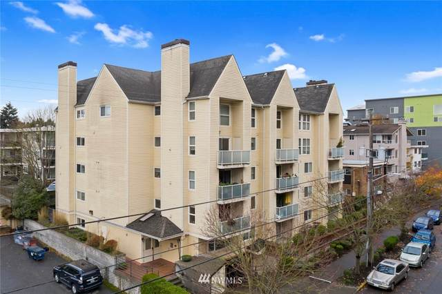 2250 NW 58th Street #407, Seattle, WA 98107 (#1691101) :: Priority One Realty Inc.