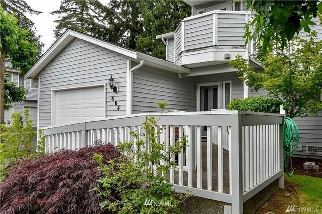 2218 S 336th Street #604, Federal Way, WA 98003 (#1691160) :: Ben Kinney Real Estate Team