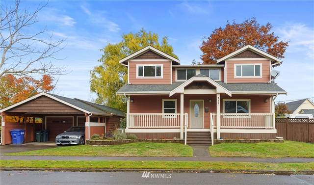 719 7th Avenue NW, Puyallup, WA 98371 (#1691193) :: Icon Real Estate Group