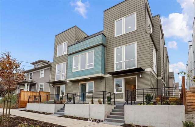 5806 17th Avenue NW C, Seattle, WA 98107 (#1691194) :: The Robinett Group